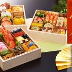東京正直屋で予約受付中のおせち料理で人気ランキング第1位の三段重