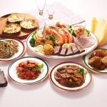 洋風レシピのお肉料理など全12品目を盛り合わせた洋風オードブル